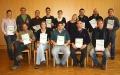 Die AbsolventInnen des letzten Durchgangs der AGT/KRT TrainerInnenausbildung